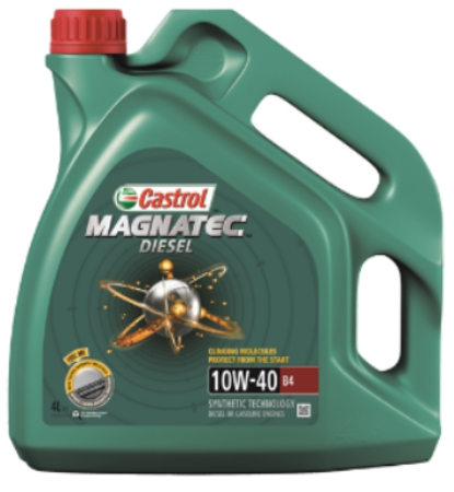 CASTROL Magnatec, Diesel B4 15CA2B Motoröl