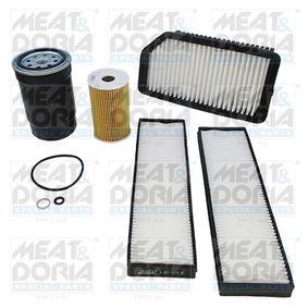 Filter Set with OEM Number 26320-3C30A