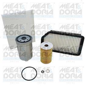 Filter Set with OEM Number 319222-B900