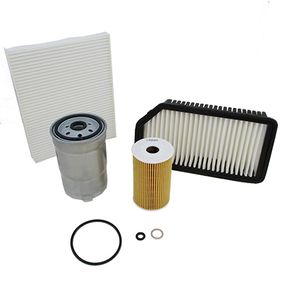 Filter Set with OEM Number S263202A500