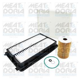 Filter Set with OEM Number 26320-3C-30A