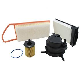 Filter Set with OEM Number Y401-14302A