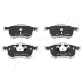 Brake Pad Set, disc brake Height 1: 69mm, Thickness: 18,8mm with OEM Number 272 401