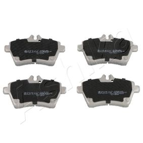 Brake Pad Set, disc brake Height 1: 64mm, Thickness: 19,1mm with OEM Number 1694201320