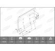 OEM Bremsbelagsatz, Trommelbremse KBL19496.9-1575 von BERAL