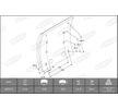 OEM Bremsbelagsatz, Trommelbremse KBL19713.1-1560 von BERAL