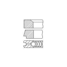 Kolbenringsatz mit OEM-Nummer 0640.T6