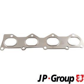Golf 5 1.6FSI Auspuffkrümmerdichtung JP GROUP 1119609200 (1.6FSI Benzin 2006 BLP)