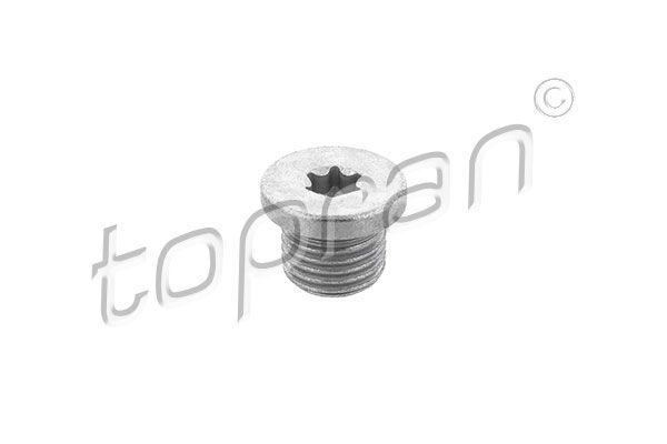 TOPRAN  118 431 Verschlussschraube, Ölwanne
