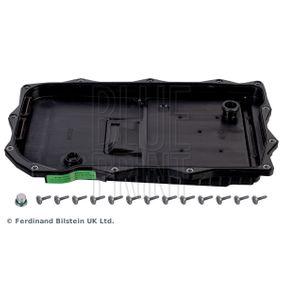 Hydraulikfilter, Automatikgetriebe Länge: 486mm, Breite: 285,0mm, Höhe: 53,5mm mit OEM-Nummer 24117604960
