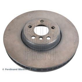 Bremsscheibe Bremsscheibendicke: 36mm, Ø: 348,0mm mit OEM-Nummer 34116860912