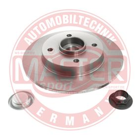 Bremsscheibe Bremsscheibendicke: 9,0mm, Lochanzahl: 4, Ø: 249,0mm mit OEM-Nummer 424965