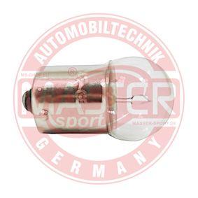 Крушка с нагреваема жичка, светлини купе R5W, 5ват, 12волт B213-PCS-MS