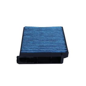 Filter, interior air Length: 185mm, Width: 180mm, Height: 28mm with OEM Number 77 11 426 872