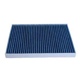 Filter, interior air Length: 281mm, Width: 206mm, Height: 25mm with OEM Number 1H0091800SE