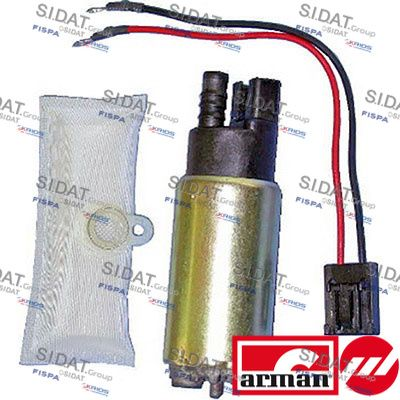 FISPA  70408AS Kraftstoffpumpe