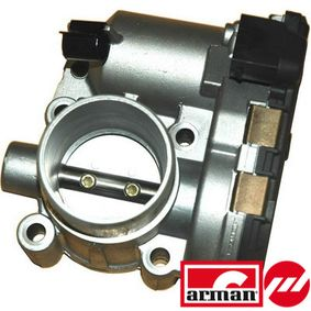 Throttle body 88.027AS PUNTO (188) 1.2 16V 80 MY 2004