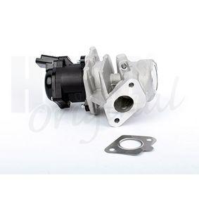 Ford Fiesta Mk6 1.4TDCi AGR Ventil HITACHI 135997 (1.4TDCi Diesel 2011 F6JD)