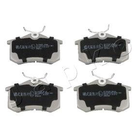 Bremsbelagsatz, Scheibenbremse mit OEM-Nummer 44-06-024-66R