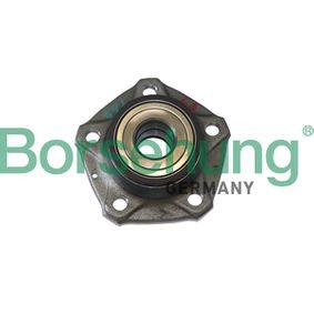 Wheel Bearing Kit with OEM Number 8K0 598 611