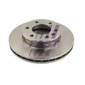 Bremsscheibe Bremsscheibendicke: 28mm, Lochanzahl: 6, Ø: 300mm, Ø: 300mm mit OEM-Nummer 906 421 02 12