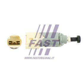 Renault Twingo 2 1.2 Turbo (CN0C, CN0F) Bremslichtschalter FAST FT81038 (1.2 Turbo Benzin 2014 D4F 782)