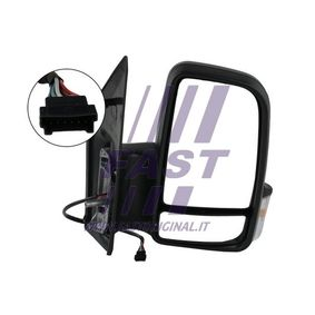 Außenspiegel mit OEM-Nummer 906-810-49-16