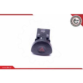 Warnblinkschalter 36SKV711 CLIO 2 (BB0/1/2, CB0/1/2) 1.5 dCi Bj 2018