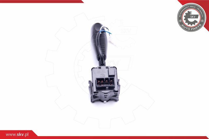 Conmutador en la columna de dirección ESEN SKV 38SKV500 evaluación
