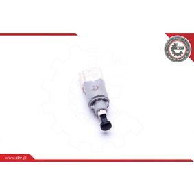 Renault Twingo 2 1.2 Turbo (CN0C, CN0F) Bremslichtschalter ESEN SKV 38SKV800 (1.2 Turbo Benzin 2007 D4F 782)