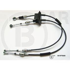 Cable, manual transmission 001FT809 PANDA (169) 1.2 MY 2005