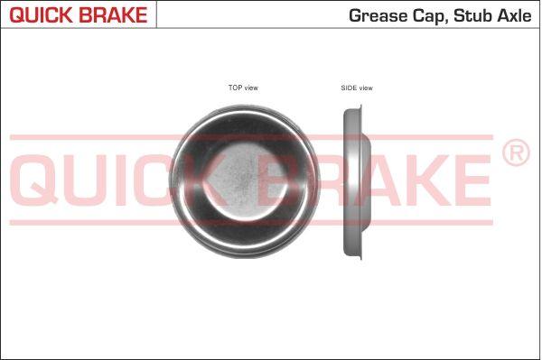 QUICK BRAKE  9826 Verschluss- / Schutzkappe