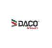 DACO Germany Vorderachse, Zweirohr, Gasdruck, Federbein, oben Stift 423303