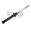 DACO Germany Vorderachse, Zweirohr, Gasdruck, federtragender Dämpfer, oben Stift, unten Auge 462220