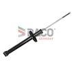 DACO Germany Hinterachse, Zweirohr, Gasdruck, Teleskop-Stoßdämpfer, oben Stift, unten Auge 559995