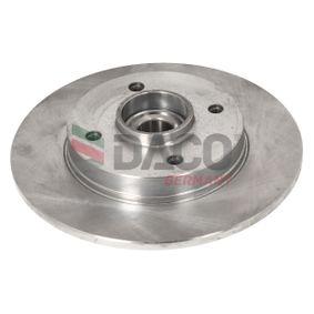 Bremsscheibe Bremsscheibendicke: 9mm, Ø: 249mm mit OEM-Nummer 4249,65