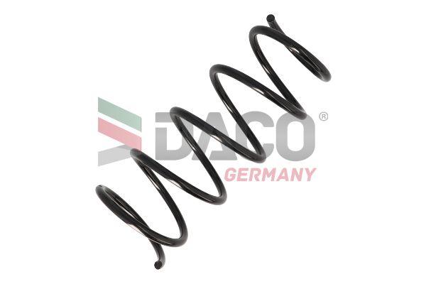 DACO Germany  803050 Fahrwerksfeder Länge: 371mm, Länge: 371mm, Länge: 371mm, Dicke/Stärke 1: 12mm, Ø: 146mm