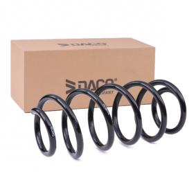 Fahrwerksfeder Dicke/Stärke: 13,5mm, Ø: 144mm mit OEM-Nummer 1K0411105EJ
