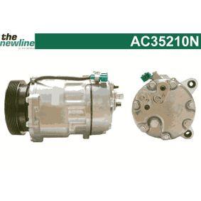 Klimakompressor mit OEM-Nummer 1076012