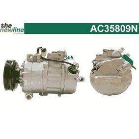 Compresor, aire acondicionado con OEM número 8E0 260 805 N