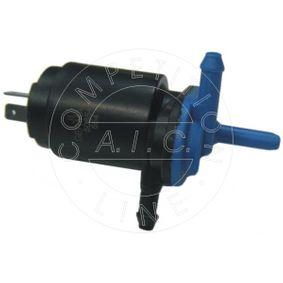 Waschwasserpumpe, Scheibenreinigung Spannung: 12V, Anschlussanzahl: 2 mit OEM-Nummer 1450162