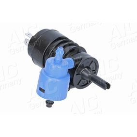 Water Pump, window cleaning Voltage: 12V, Number of connectors: 2 with OEM Number 90492357