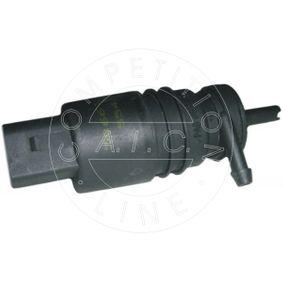 Waschwasserpumpe, Scheibenreinigung Spannung: 12V mit OEM-Nummer 1T0 955 651
