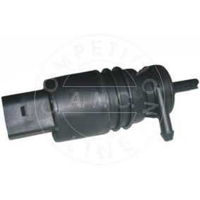 Waschwasserpumpe, Scheibenreinigung Spannung: 12V, Anschlussanzahl: 2 mit OEM-Nummer A210 869 0921