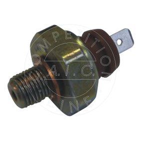 Interruptor de control de la presión de aceite Número de conexiones: 1 con OEM número 91160623000