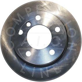 Bremsscheibe Bremsscheibendicke: 19mm, Felge: 5-loch, Ø: 276mm mit OEM-Nummer 34216864903