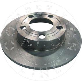 Bremsscheibe Bremsscheibendicke: 9mm, Felge: 5-loch, Ø: 230mm mit OEM-Nummer 1J0.615.601N