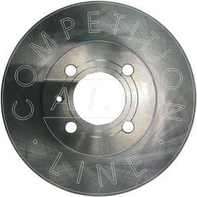 Bremsscheibe Bremsscheibendicke: 20mm, Felge: 4-loch, Ø: 256mm mit OEM-Nummer 321615301D