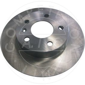 Bremsscheibe Bremsscheibendicke: 10mm, Felge: 5-loch, Ø: 264mm mit OEM-Nummer 09 117 772