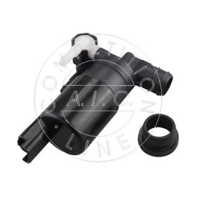 Water Pump, window cleaning Voltage: 12V, Number of connectors: 2 with OEM Number 77 00 430 078